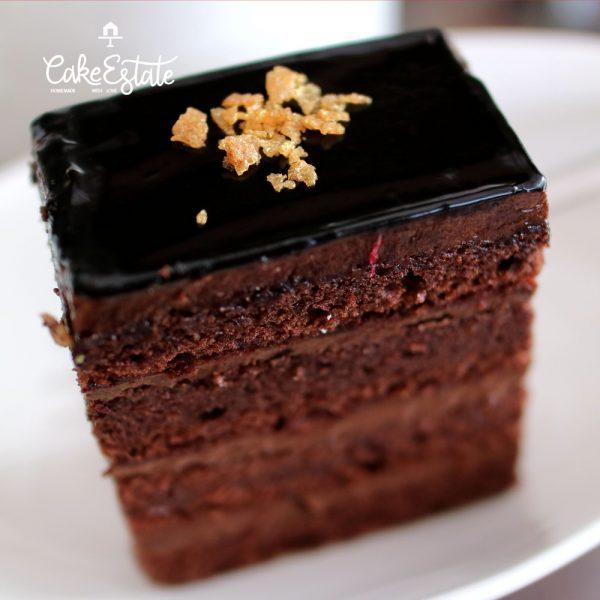 Saher cake
